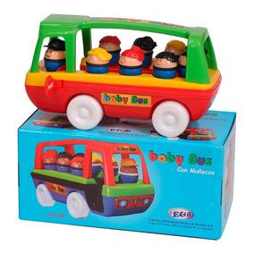 Juguete E & B 322/a Baby Bus