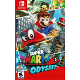 Super Mario Odyssey Nintendo Switch Descarga Digital