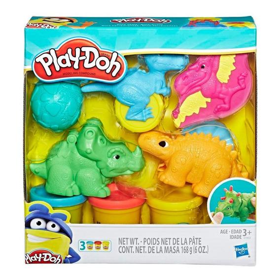 Play-doh Dino Herramientas + 3 (6435)
