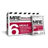 Mre (comidas, Listo Para Comer) - Dos Mre Curso Frescas Con
