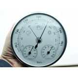 Estação Meteorológica 3x1 Termômetro Higrômetro Barômetro
