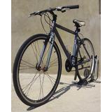 Bicicleta Tipo Ruta Pista Carreras Aluminio Shimano Talla S