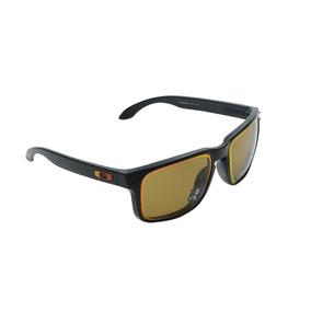 72a1e8e232f1d Óculos Oakley Holbrook Matte Black Jade Icon Verde - Óculos De Sol ...