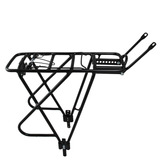 Bagageiro Alumínio P/ Bicicleta Aro 29 Mtb Regulável Caloi