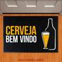 Cerveja bem vindo