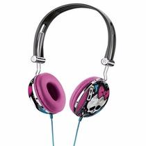 Fone De Ouvido Headphone Monster High Multilaser - Ph100