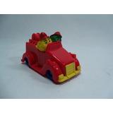 Carro Bombeiros Coleção Mc Donalds 1993 - Raridade