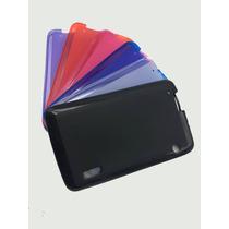 Capa Capinha Tpu Tablet Cce Motion Tr71 Tr72 7 Varias Cores