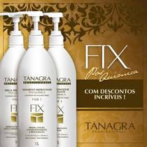 Shampo Fix+mega Fix+condic Fix+neutralizante-1l Cada Tânagra