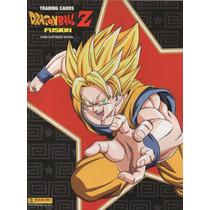 Álbum De Cards Dragonball Z Fusion - Completo - Cards Soltos