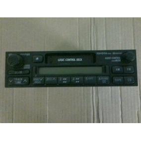 Radio Reproductor Toyota Nuevo Original Casset