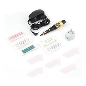 Kit Maquina De Micropigmentação Sobrancelhas Permanente