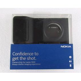 Nokia Lumia 1020 Funda Cámara Batería Extra Negro Nuevo Caja