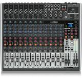 Mezcladora Consola X2222 Usb Behringer + Envio