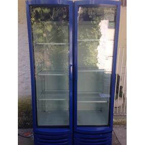 Refrigerador Comercial Criotec Cfx-24 Bmlvle 2 Puertas