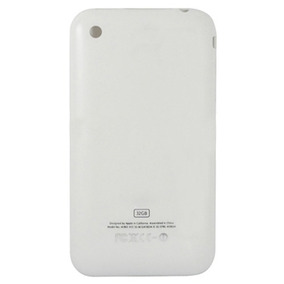 Pieza Para Iphone 3g Contraportada 32gb Blanco