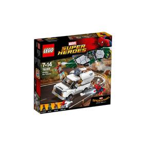 Lego Super Heroes Marvel Cuidado Con El Buitre 76083