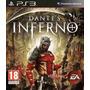 Dantes Inferno Ps3 | Digital | Stock Inmediato