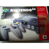 Consola Nintendo 64 ,nintendo Mario,luigi