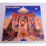 Vinilo Iron Maiden - Powerslave - Envío Gratis