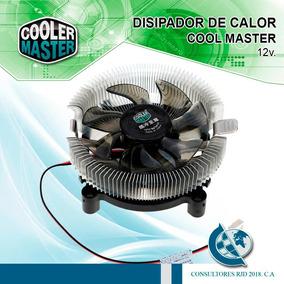 Fan Cooler Cpu Intel Generico