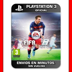 Fifa 16 Ps3 :: Digital :: Super Precio Oferta Imperdible