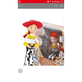 Boneca Jessie Toy Story Toyng Com Som