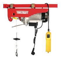 Polipasto Electrico 300-600 K Toolcraft Malacate1