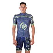 Conjunto De Ciclismo Velocity Caballero