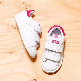 adidas Stan Smith Unisex Niño & Niña-talla:23