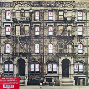 Led-zeppelin Physical Graffiti - Lp Rock