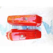 Carenagem Protetor Garfo Capa Honda Dream (par) Raridade