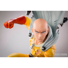 Figura Tsume Arts Original One Punch Man Saitama 12 X S/j