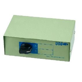 13410 Generico Multiplexor Manual Usb 1 Dispositivo A 2 Pc