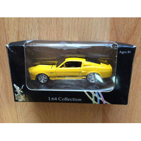 Mustang Shelby Gt 500 Eleanor Road Signature 1:64 .