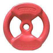 Disco 1 Kg Con Agarres Tipo Body Pump Mancuerna Peso Gym Df