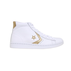 Botas Converse Moda Pro Leather Lp Mujer Bl/do