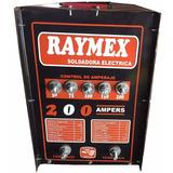 Planta De Soldar Raymex 200 Amp, No Ramiro, Truper, Mundial