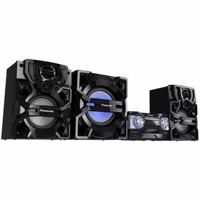 Equipo De Sonido Panasonic 2200watts Scakx900 Tienda Fisica