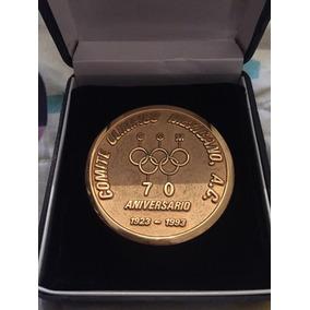 Medalla Comite Olimpico Mexicano