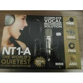Microfono Condenser Rode Nt1a