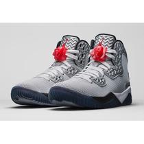 Zapatillas Botines Nike Max Modelo Spike Basket Basketball