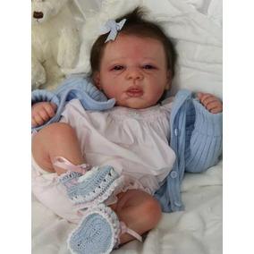 Bebe Reborn Michelle Molde Autentico