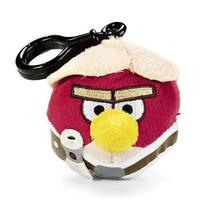 Chaveiro Angry Birds Star Wars Pelucia Luke Skywalker