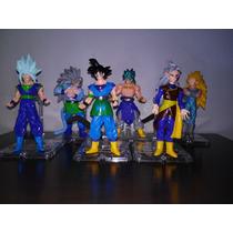 Dragon Ball Z Coleccion 6 Figuras
