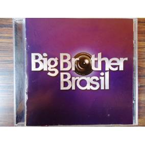 Cd Big Brother Brasil-2002