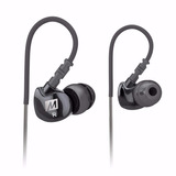 Auriculares Mee Audio M6 Sports Deportivos Gym Running Black