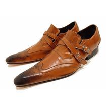 Zapatos Hombre Priamo Italy Pr02454 Punta