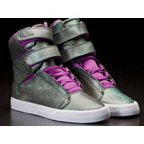 Supra Society 2 High Top Dama Sw34113 Envio Gratis