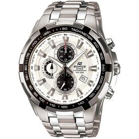 Reloj Casio Edifice Ef-539d-7av - 100% Nuevo Y Original